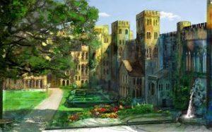 Hexbridge Castle, by Suzie Kellett